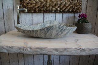 lavello in granito da bagno