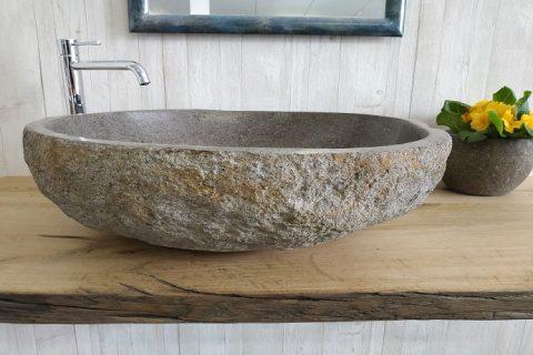 Lavandini Da Bagno In Pietra : Waschbecken aus stein 131 maßen 56 x 55 cm tiarrediamo.it