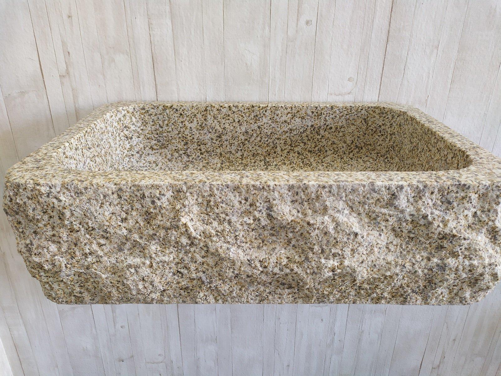 Lavello In Ceramica Da Cucina lavello cucina in granito 3 misura 70 x 45 cm altezza 20 cm