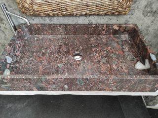 Lavello in Granito Seven Colors