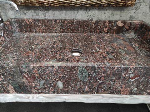 Lavabo granito